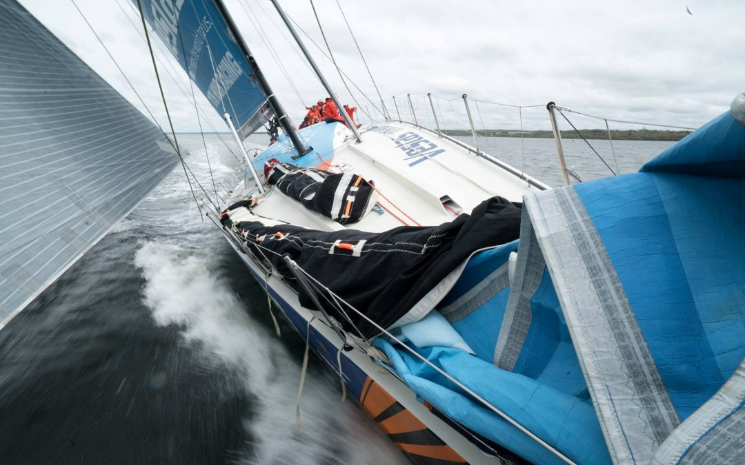 Approaching Start Date 2017: Volvo Ocean Race