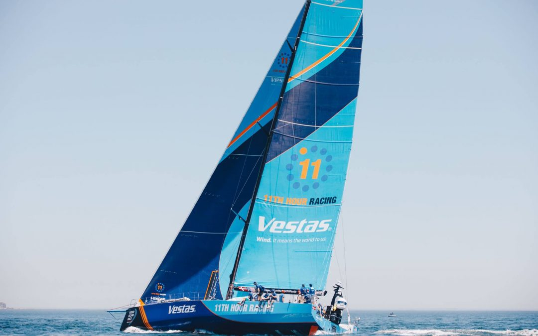 Vestas 11th Hour Racing Update