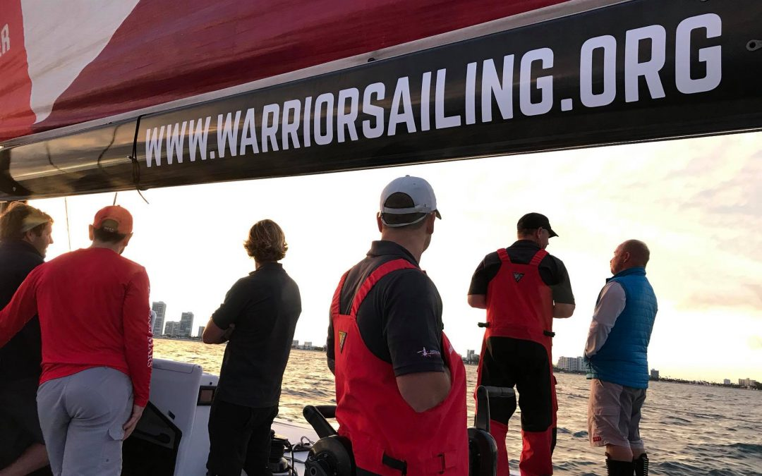 Warrior Racing South in January