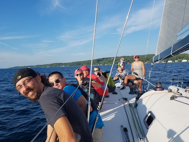 Great Lakes Warrior Sailing Update
