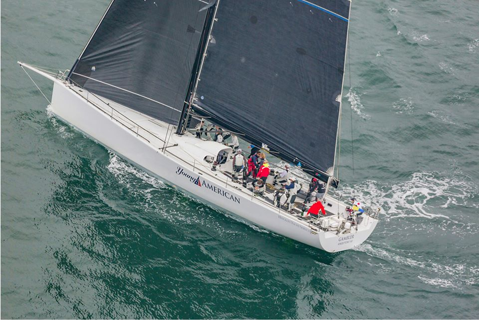 Fifteen YASA Sailors Compete in the Newport to Bermuda Race