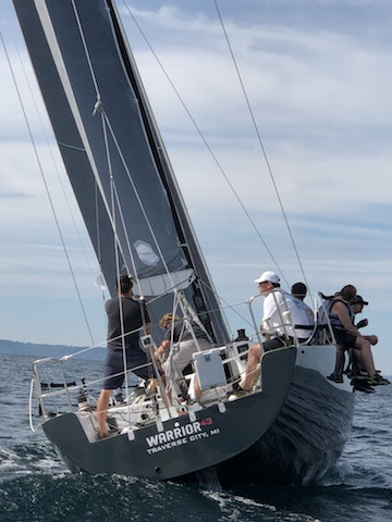 Great Lakes Warrior Sailing is Positioned for Races