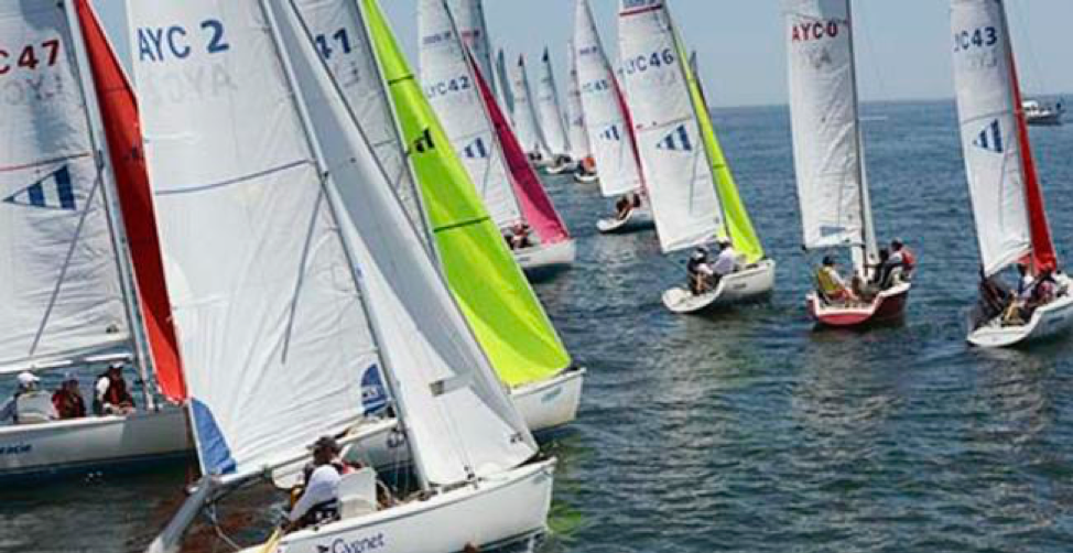 The 2019 Robie Pierce One-Design Regatta Registration is Open!