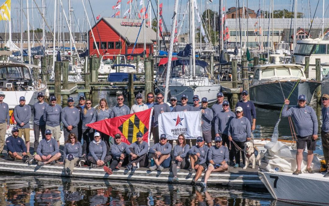 Warrior Sailing Returns to Annapolis